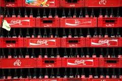 Coca-cola Photographie stock