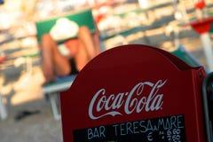 Coca-Cola Imagenes de archivo