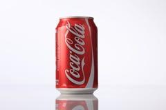 Coca-cola Fotografie Stock Libere da Diritti