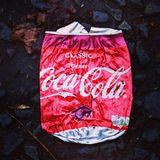 Coca-cola Bag Royalty Free Stock Images