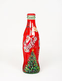 Coca-Cola Bottle, For Santa Royalty Free Stock Photography
