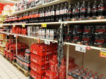 Coca cola Royalty Free Stock Photo