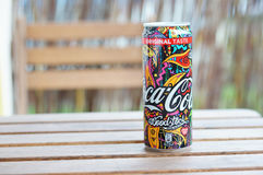 Coca Cola can Stock Photos