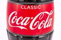Coca-cola classique Photographie stock libre de droits