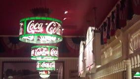 Coca-cola de Disneyland Paris photo libre de droits