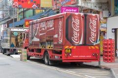 Coca Cola Delivery photos stock