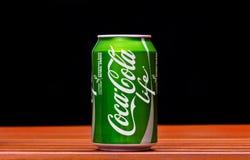 Coca Cola LEBEN Lizenzfreie Stockfotografie