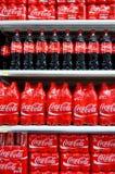Coca Cola para a venda Fotografia de Stock