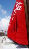 Coca Cola Pavilion - expo 2015 Image libre de droits