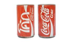 Coca-cola per il collettore Immagine Stock Libera da Diritti