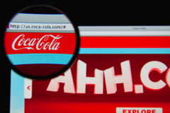 Coca-Cola Royalty Free Stock Photo