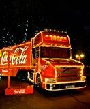 Coca - cola preston arkivbilder