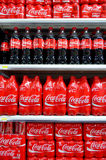 Coca Cola for sale Stock Photography