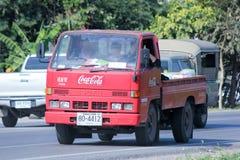 Coca Cola Truck (Coke). Stock Image