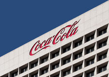 Coca-Cola World Headquarters Royalty Free Stock Images