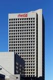 Coca-Cola World Headquarters Royalty Free Stock Photos