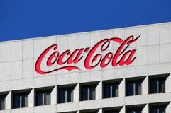 Coca-Cola World Headquarters Royalty Free Stock Photo