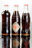 Coca - colaflaska Arkivbilder