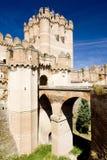 coca de château Image libre de droits