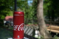CocaCola/cola arkivbild