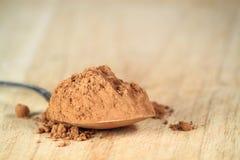 Cocao Powder Royalty Free Stock Photo