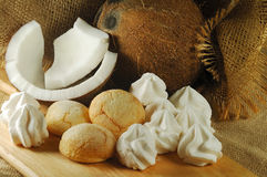 Cocco nut Royalty Free Stock Image