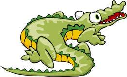 Alligatore del coccodrillo Fotografia Stock
