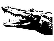 Coccodrillo del coccodrillo Immagini Stock Libere da Diritti