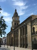 Cochabamba-Hauptplatz I stockfotografie