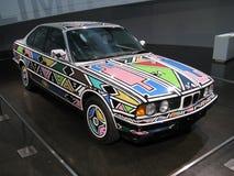 Coche 1991 del arte de BMW Fotografía de archivo libre de regalías