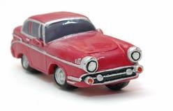 Coche 2 del juguete Imagen de archivo libre de regalías