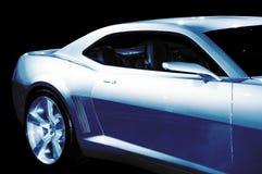 Coche abstracto del concepto de Chevrolet Camaro foto de archivo