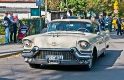 Coche americano clásico Cadillac Imagen de archivo
