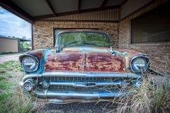 Coche antiguo de Chevrolet Fotografía de archivo libre de regalías