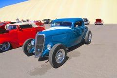 Coche antiguo: 1934 Ford Fotografía de archivo