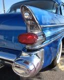 Coche auto americano de la vendimia Fotos de archivo libres de regalías