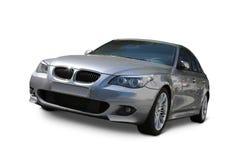 Coche BMW 5 series Fotos de archivo libres de regalías