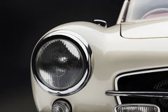 Coche clásico Mercedes Benz 190sl foto de archivo