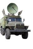 Coche con el radar Foto de archivo