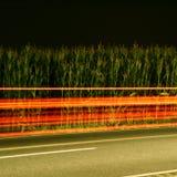 Coche de alta velocidad Foto de archivo libre de regalías