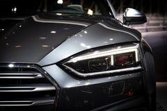 Coche de Audi S5 imagen de archivo libre de regalías