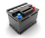 Coche de batería ilustración del vector
