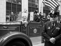 Coche de bomberos Foto de archivo libre de regalías