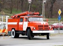 Coche de bomberos imagen de archivo libre de regalías