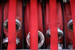 Coche de bomberos Imágenes de archivo libres de regalías