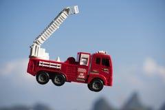 coche de bomberos Fotos de archivo libres de regalías