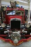Coche de bomberos de la vendimia Imagen de archivo