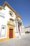 COCHE DE CABALLOS塞维利亚 免版税图库摄影