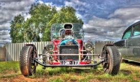 coche de carreras de Ford de los años 20 Fotos de archivo