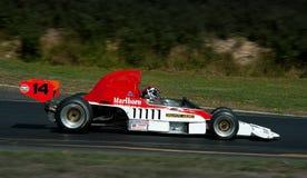 Coche de carreras de la fórmula 500 - Lola T330 Foto de archivo libre de regalías